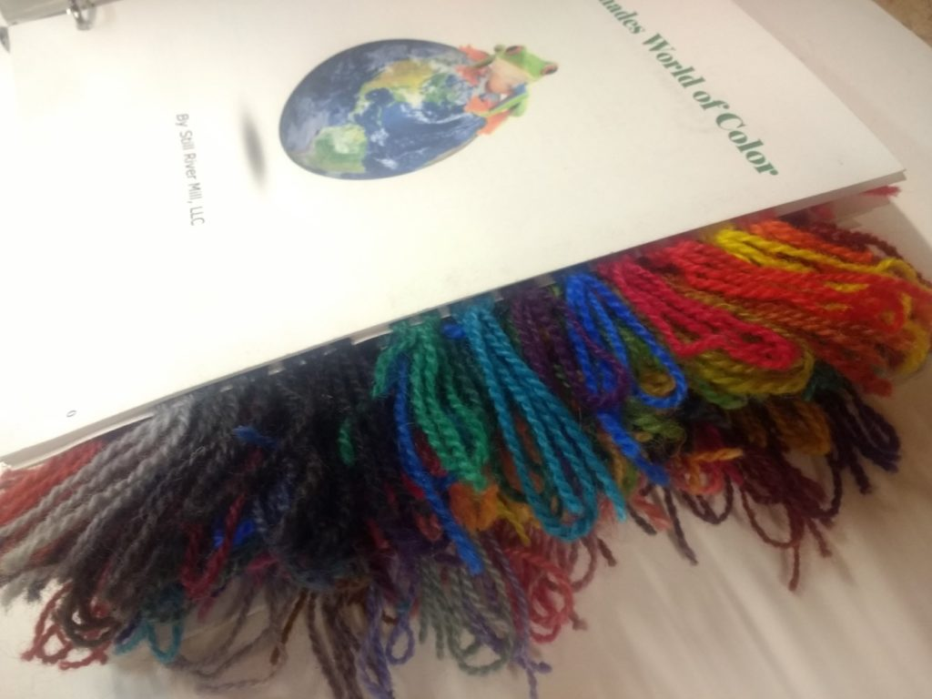 Greener Shades Dye Book